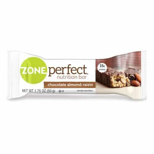 Zone Perfect Chocolate Almond Raisin